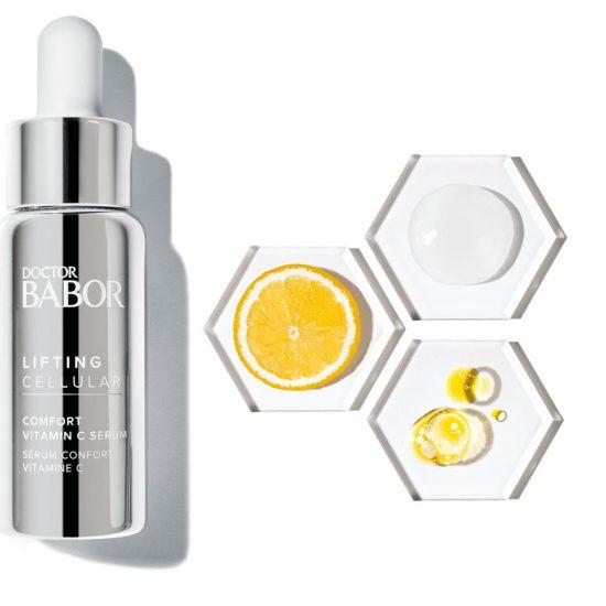 Babor Detox vitamin C kezelés